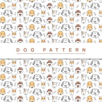 Собака pattern