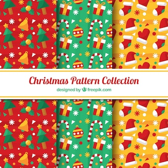 Patterns for christmas design