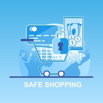 Pay credit card online store