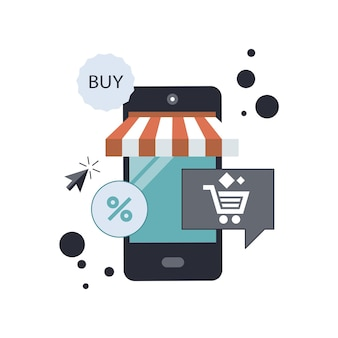 Оплата за клик и онлайн-заказ