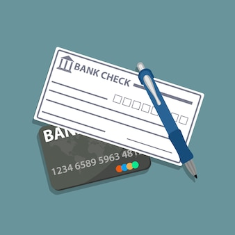 Payment background design