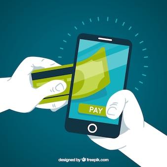 Payment via mobile