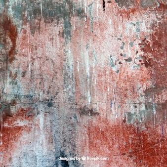 필 링 페인트 벽 텍스처