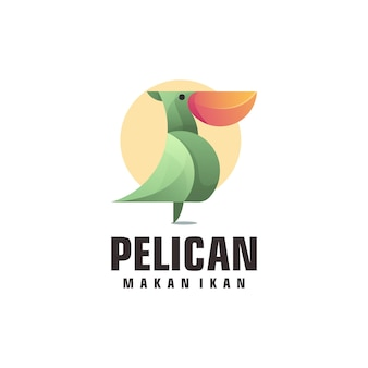 Пеликан логотип