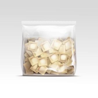 Пельмени пельмени равиоли упаковка
