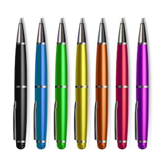 Pen set stationery