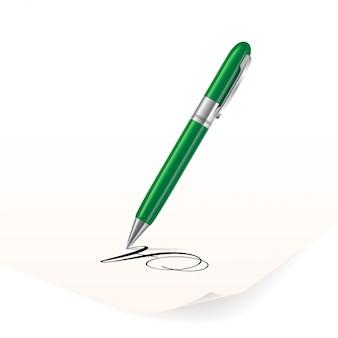 Ручка Premium векторы