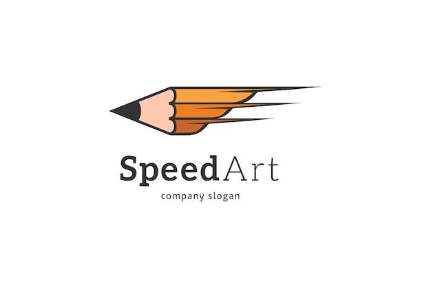 Карандашный логотип