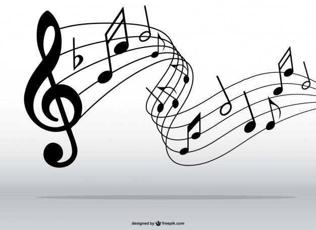 music vectors photos and psd files free download rh freepik com music vector icon music vector free