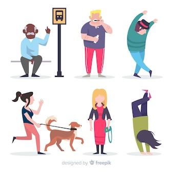 People activities