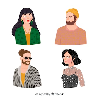 People avatar collectio