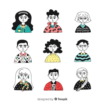 People avatar collection
