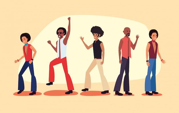 People dancer funk