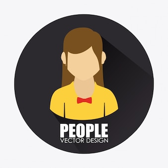 People design illustration