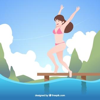 People enjoying open air leisure activities