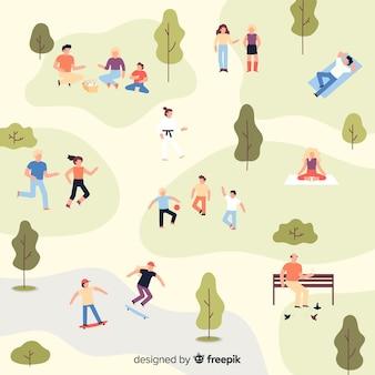사람과 공원