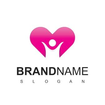 People love logo design template
