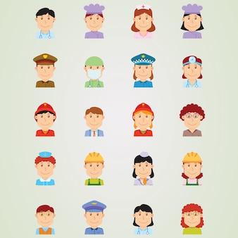 People profession avatar