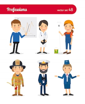 People professions