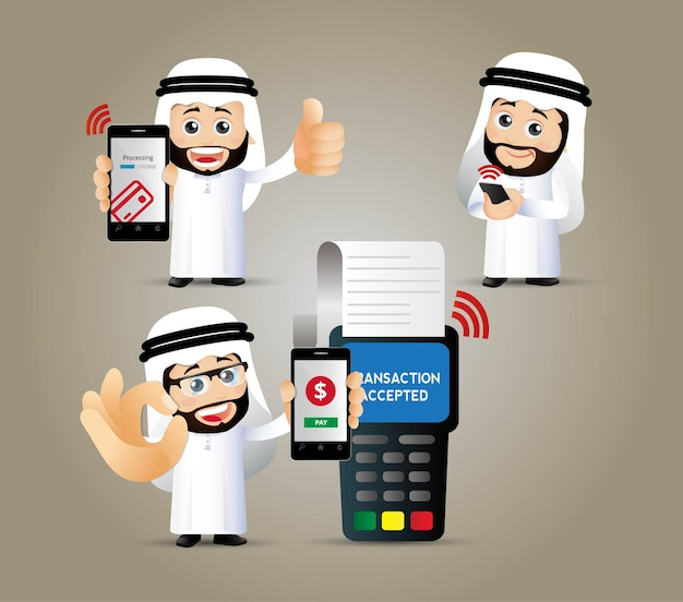 People set  eshopping mobile payments