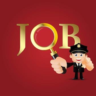 People set  profession  policeman