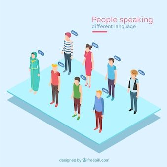speaking languange