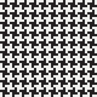 Pepita seamless pattern houndstooth print background for clothing and other textile products