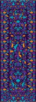 Persian carpet texture. middle eastern traditional carpet design