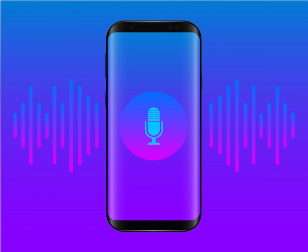 Personal assistant and voice recognition on mobile app.