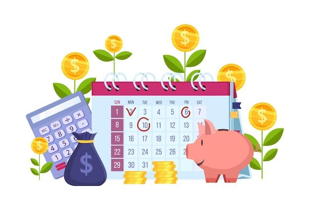 Планирование личного бюджета и финансы
