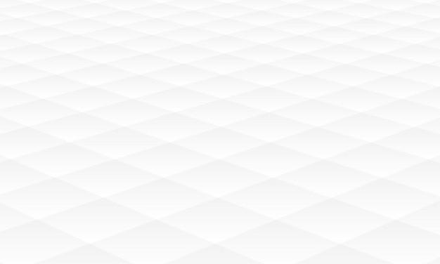 遠近法の白い長方形の背景。ウェブサイトのパターン。
