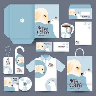 Канцелярские товары для домашних животных