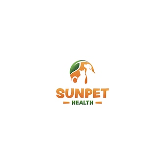 Pet logos for health in old age