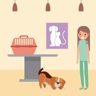 Pet and veterinary