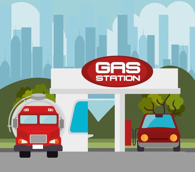 Petroleum industry  design
