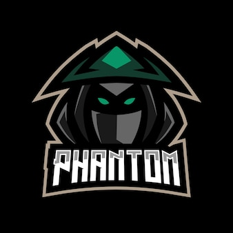 팬텀 e-스포츠 로고