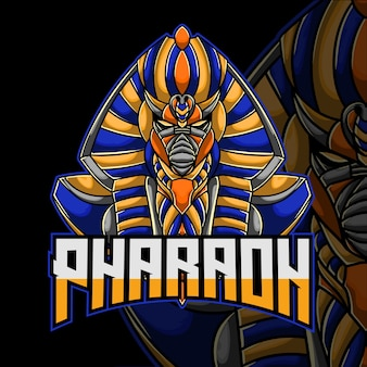 Логотип pharaoh киберспорт