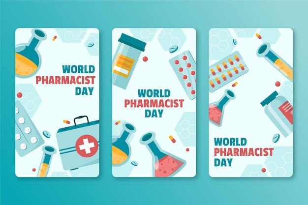 薬剤師の日インスタグラムストーリーコレクション