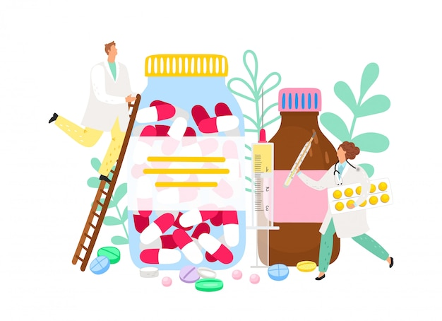 Pharmacist and drugs