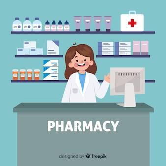 Фармацевт