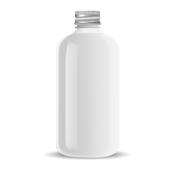 Pharmacy bottle for medical liquid products