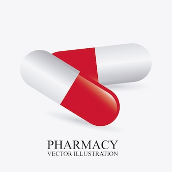 Pharmacy graphic design