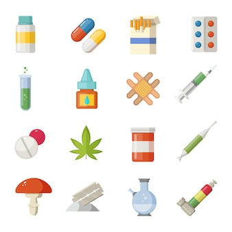 Pharmacy illustrations