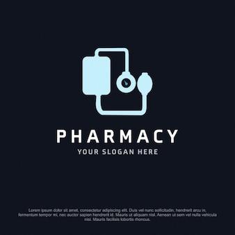 Pharmacy logo medical supplies
