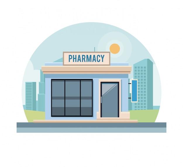 薬局の店舗
