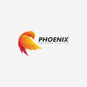 Phoenix concept illustration