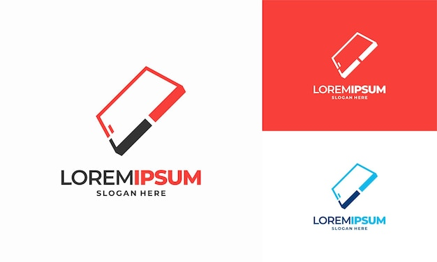 전화 확인 로고 디자인 개념 벡터, 안전 전화 로고 템플릿, 로고 기호 아이콘