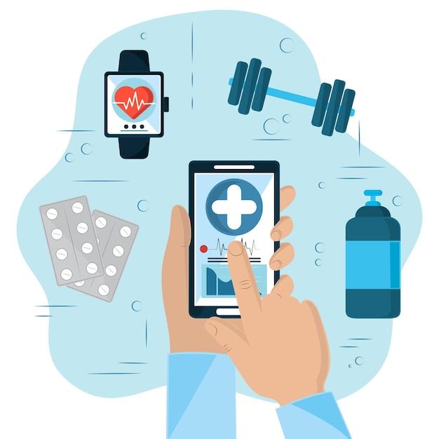 Медицинские приложения для телефона