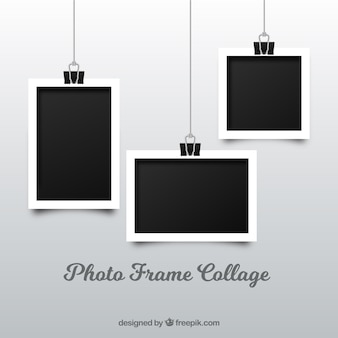Collage Free Vectors Stock Photos Psd