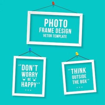 Шаблон photo frame
